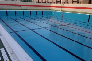 公共事業 プール防水工事