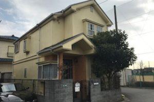 練馬区 K様邸 屋根カバー工法、外壁塗装改修工事