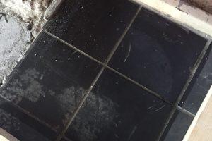 浅草ビルの内装塗装工事