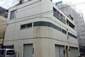 浅草ビルの外壁及び内装塗装工事