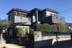 川口市 外壁塗装 屋根外壁で一新 O様邸