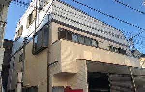 屋上防水・外壁塗装 S様邸(葛飾区)