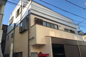 葛飾区 外壁塗装 屋上防水 S様邸