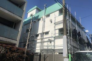 大田区 外壁塗装 マンション大規模修繕