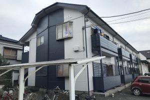 集合住宅・外壁屋根改修 Tハイム(川口市)