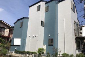 板橋区 外壁塗装 屋根 I様邸