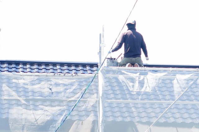 the need for roof painting