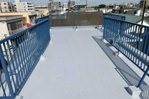 足立区 外壁塗装 屋上防水