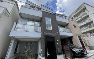 渋谷区 屋根 外壁塗装
