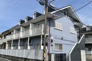 外壁塗装 谷塚市 集合住宅
